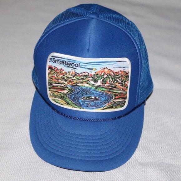 4f8f63f36a08c ... Smartwool Trucker Hat. M 5b8af5b16a0bb788153615de